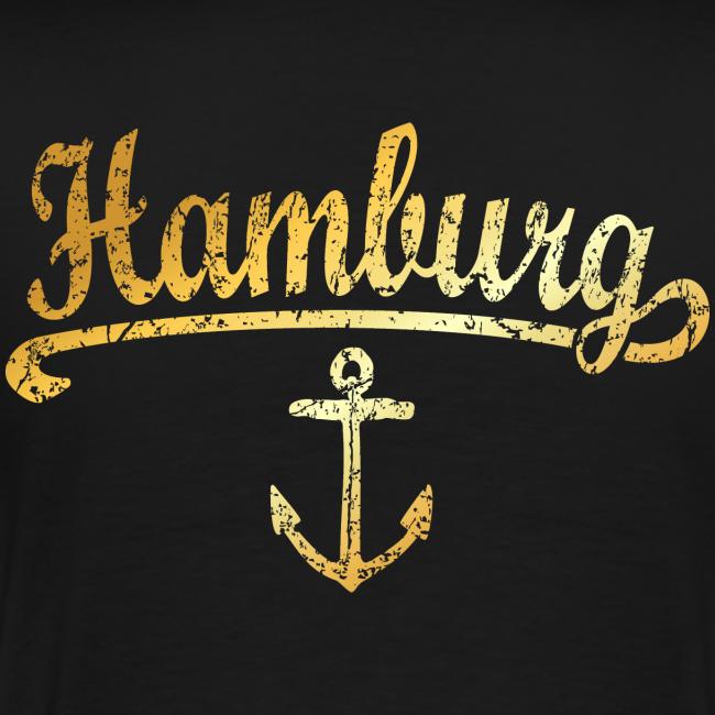 Hamburg Anker Premium T-Shirt
