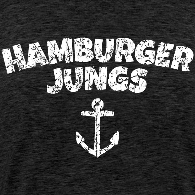 Hamburger Jungs Hamburg Premium T-Shirt