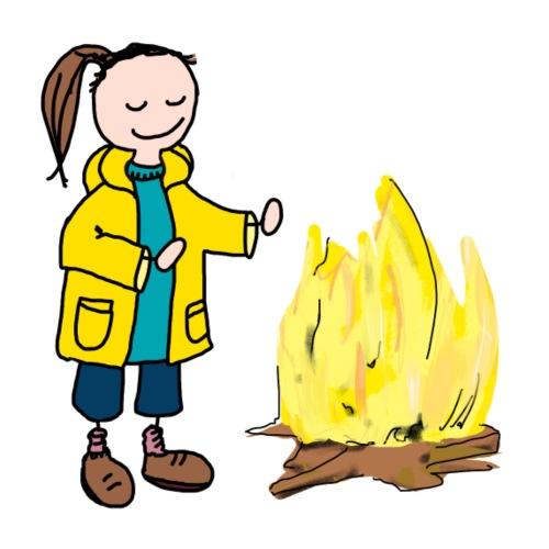 LOTTE am Feuer