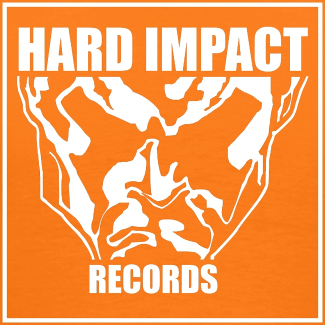 Hard Impact Records T-Shirt Big Logo V. 2.0