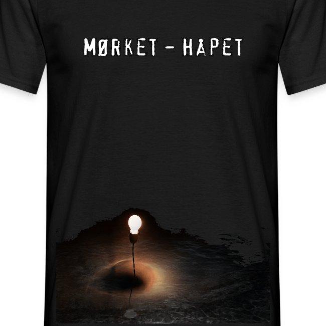 Mørket – Håpet, T-skjorte, Menn