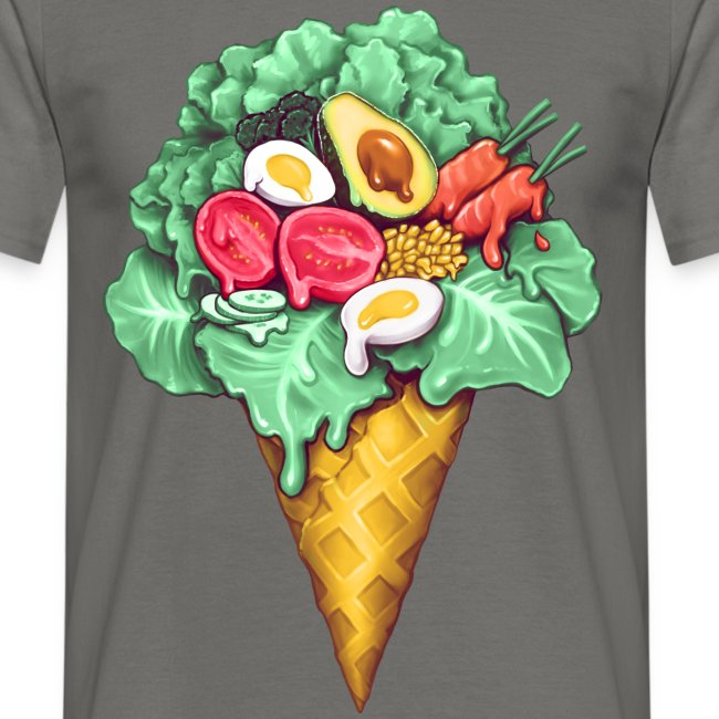 Ice Cream Salad