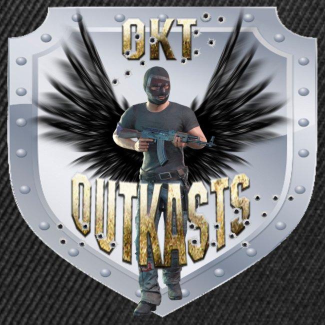 OutKasts.EU PUBG Snapback Cap