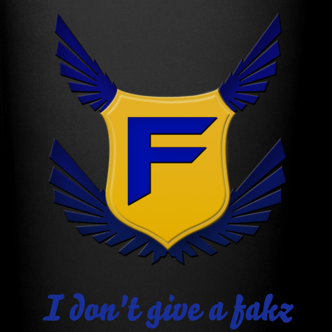 I Don't Give A Fakz Cup