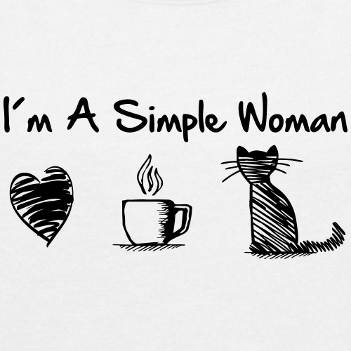 simple woman cats