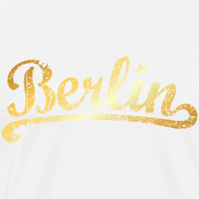 Berlin Classic (Vintage Goldgelb)