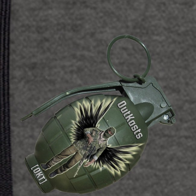 OutKasts.EU Grenade Rotate Contrast Colour Hoodie