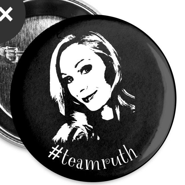 #teamruth - Button groß