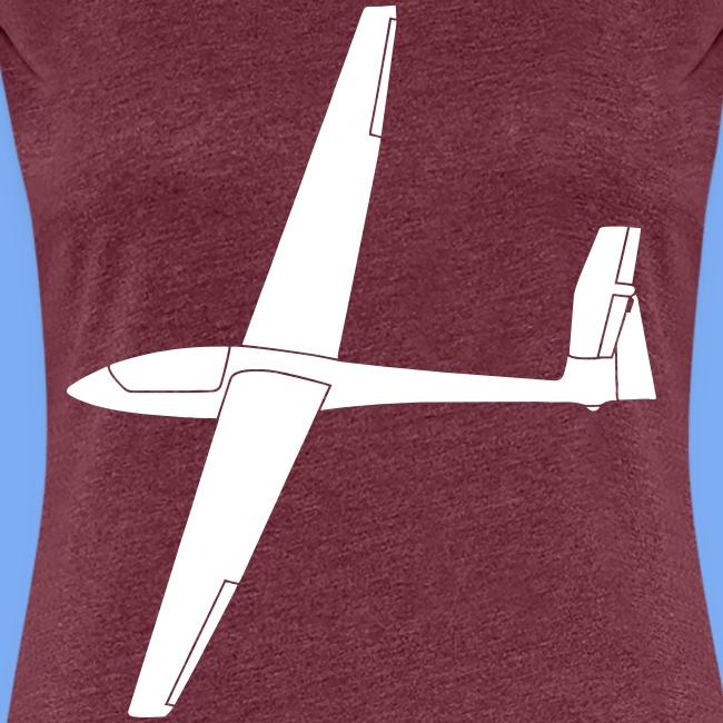 Segelflugzeug Junior SZD51