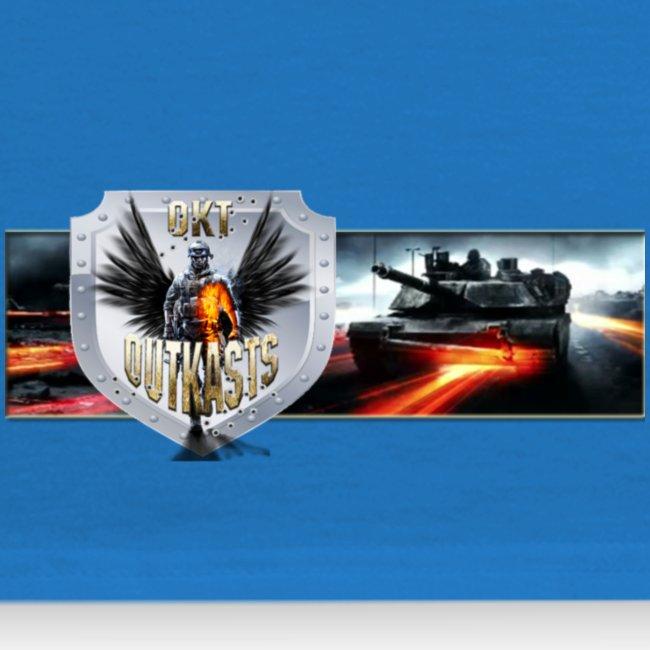 OutKasts.EU ArmA 3 Men's T-Shirt