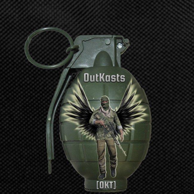 OutKasts.EU Grenade Backpack