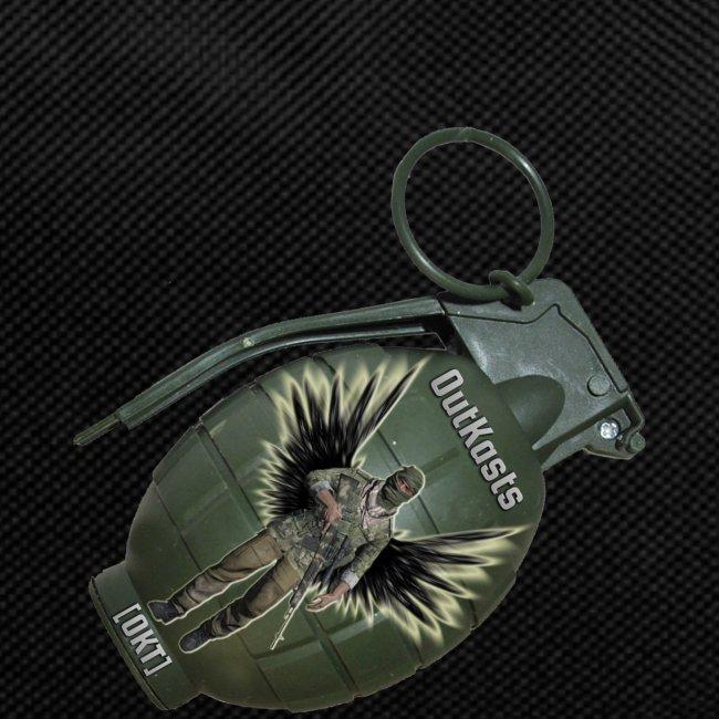 OutKasts.EU Grenade Side Backpack
