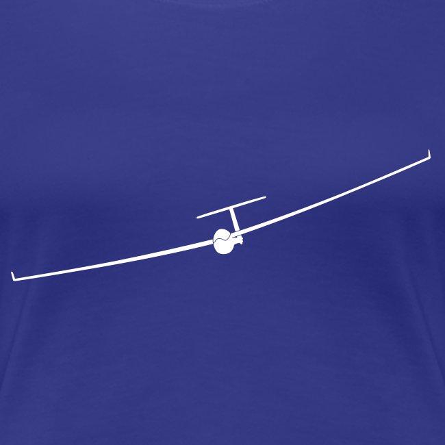 Segelflugzeug mit Winglets Geschenke