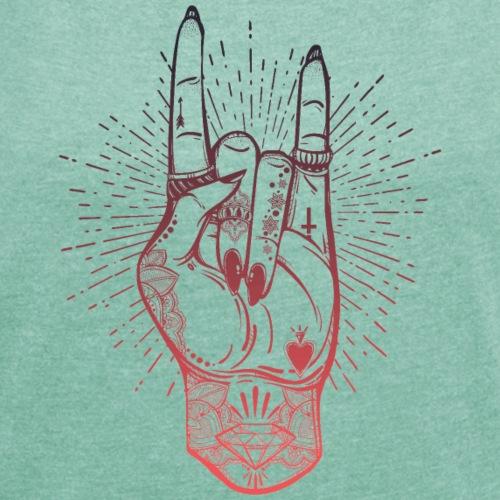 Rock und Roll Hand