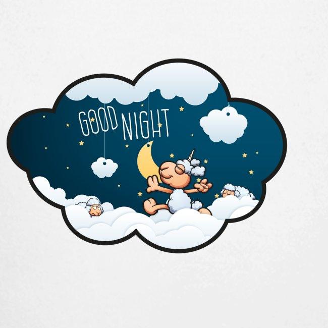 Gute Nacht Schafe zählen