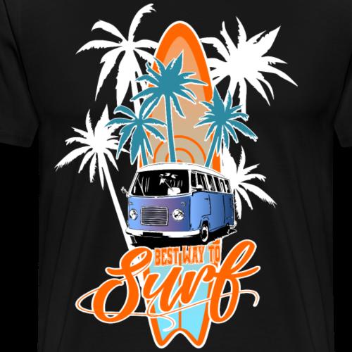 Surf - camionnette