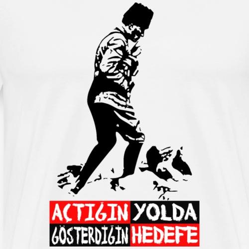 Actigin Yolda Atatürk