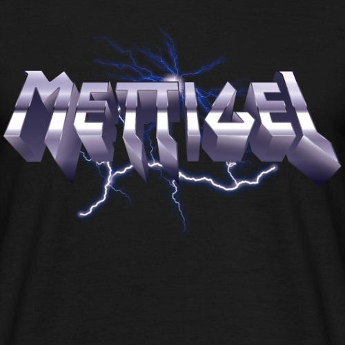✔ Mettigel T-Shirt Heavy Metal  ✔