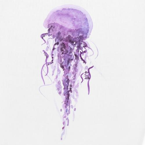 Qualle violett