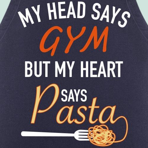 My heart says Pasta Geschenk
