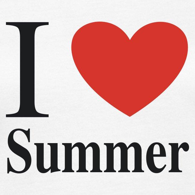 I love Summer!