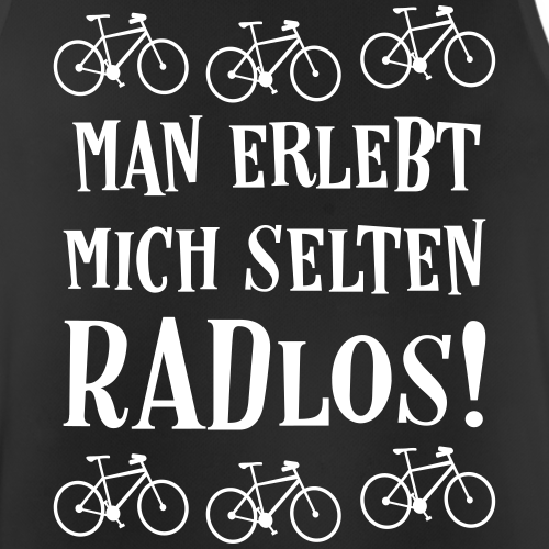 Coole Fahrrad Fahren Sprüche - Selten radlos