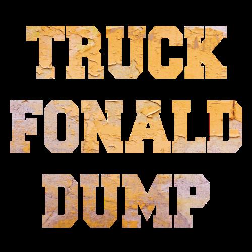 Satire - Truck Fonald Dump