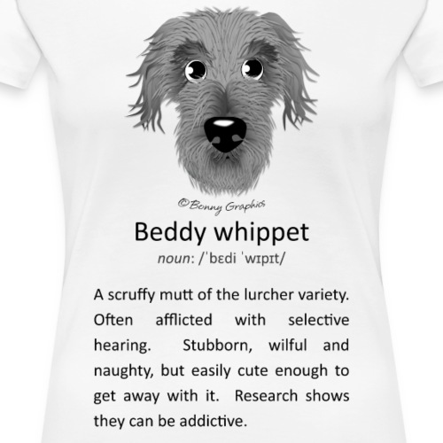 Definition beddy whippet