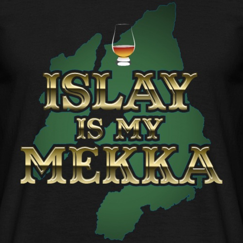 Islay Whisky T-Shirt Design