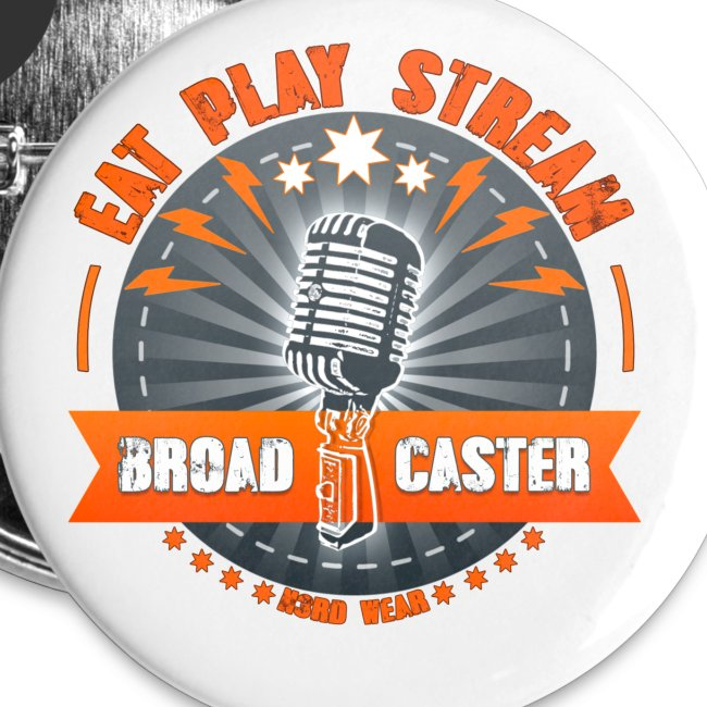 Eat, Play, Stream - Broadcaster