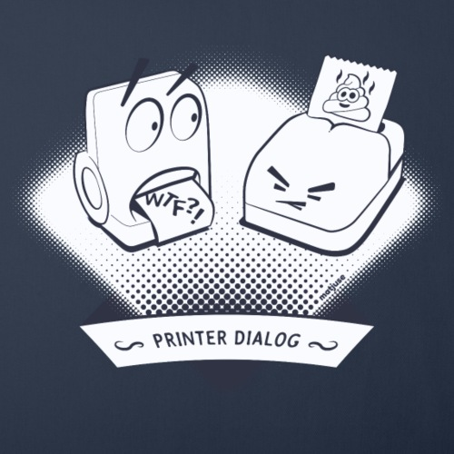 Robotik Printer Dialog