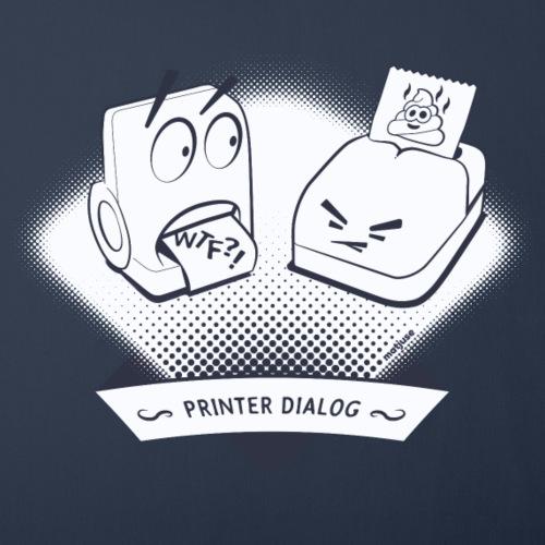Robotik Printer Dialog