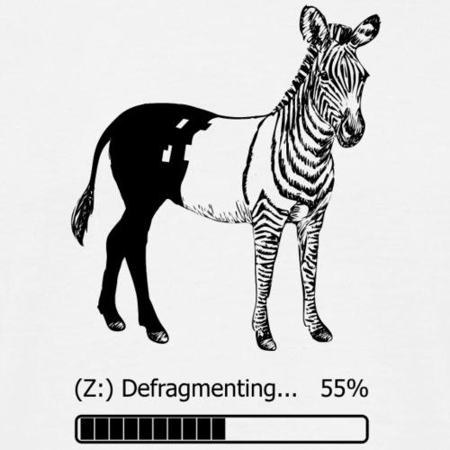 defragmenting zebra