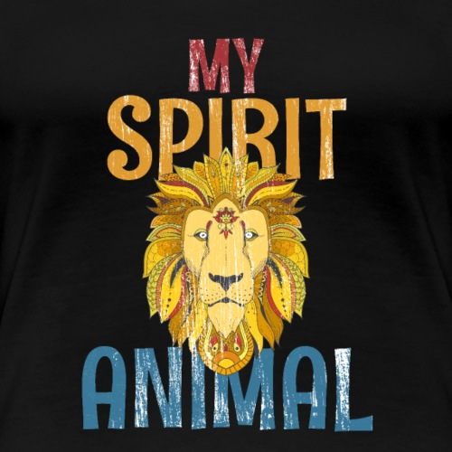 Lion: Mon esprit animal