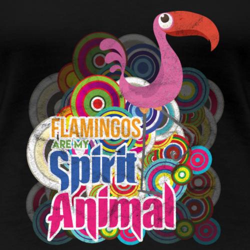 Idée cadeau animal Flamingo Spirit Animal