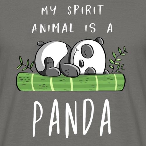 My Spirit Animal Is A Panda - Pandas - Bär - Comic
