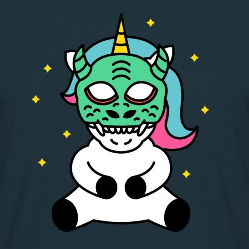 Dragon Licorne cadeau dragon masque de carnaval
