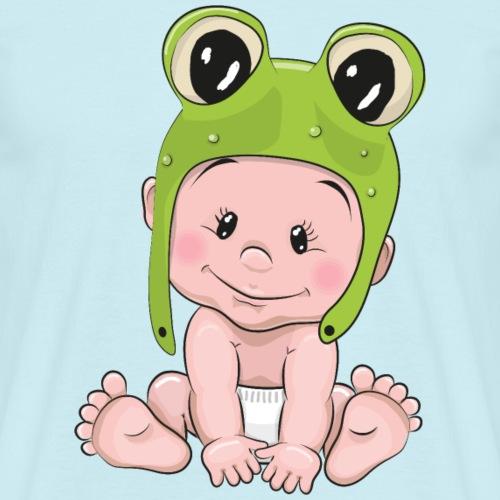 grenouille bébé