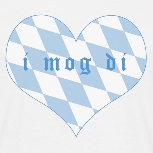 i mog di München mit Herz
