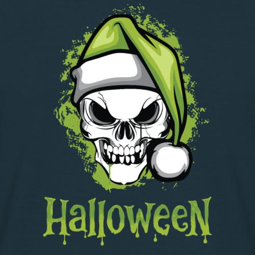 crâne halloween