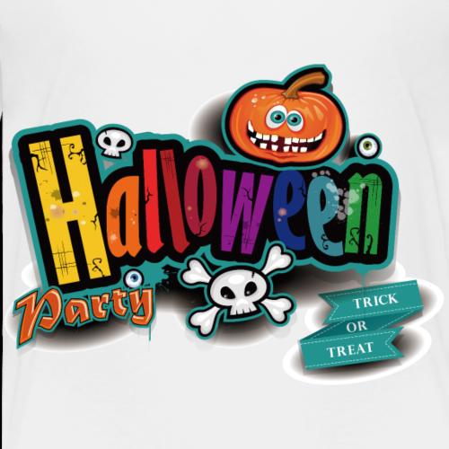 Tee-shirt Halloween 2018 Party Kids