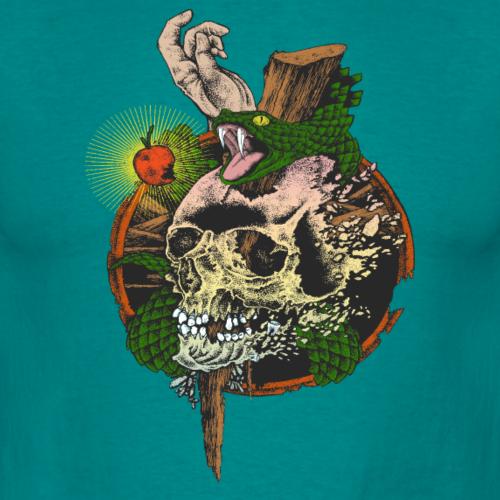 Serpent de pomme Sin