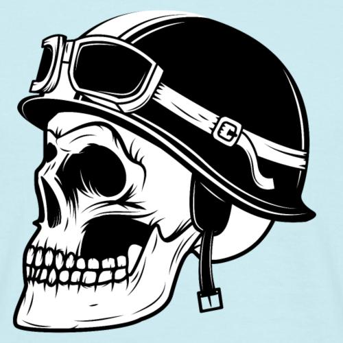 Crâne d'un soldat
