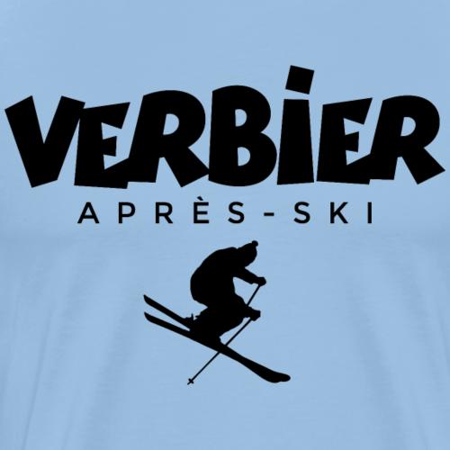 Verbier Apres Ski Skifahren Skifahrer