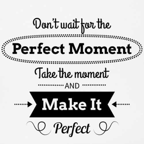 Perfekter Moment