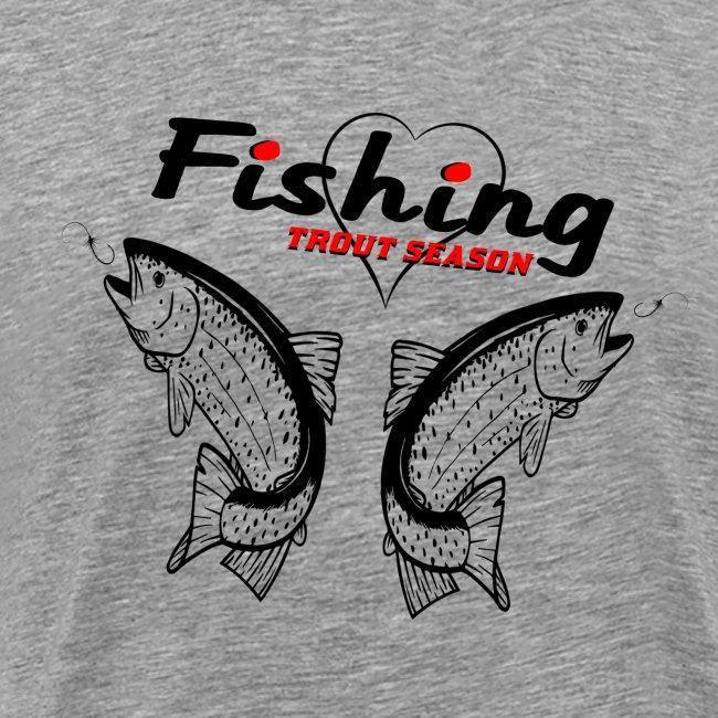 Fishing Trout Season