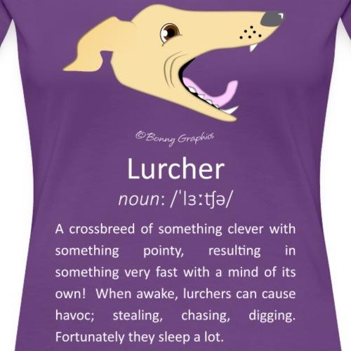 Definition lurcher