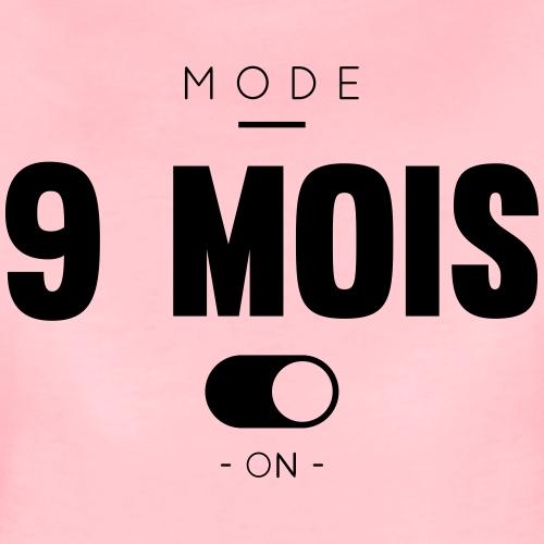 Mode 9 mois on