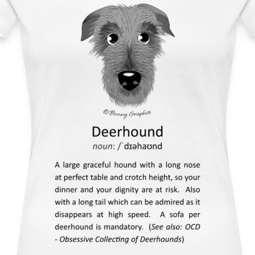 Definition deerhound