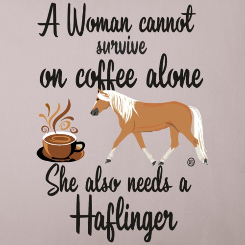 Kaffee - Haflinger